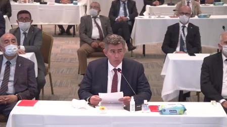 1 Haziran 2020 tarihinde gerçekleştirilen Baro Başkanları toplantısı sonuç bildirgesi