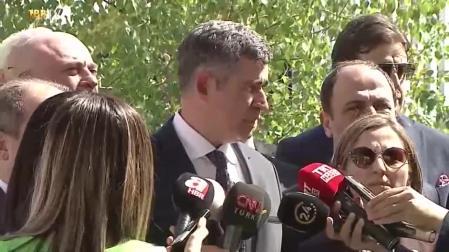 Feyzioğlu, Yargı Reformu Strateji Belgesini Basına Değerlendirdi
