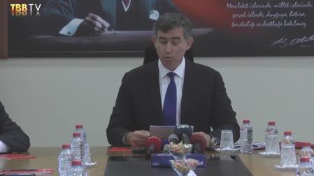 YSK'nın İptal Kararına İlişkin Türkiye Barolar Birliği'nin Açıklaması