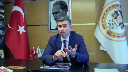 TBB Başkanı Av. Metin Feyzioğlu'ndan hukuk eğitim-öğretimi ve avukatlık mesleği hakkında açıklama