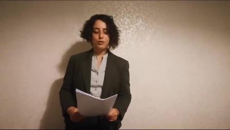 Stajyer Avukatlar 1.si Elçin Yalçın - İstanbul Barosu
