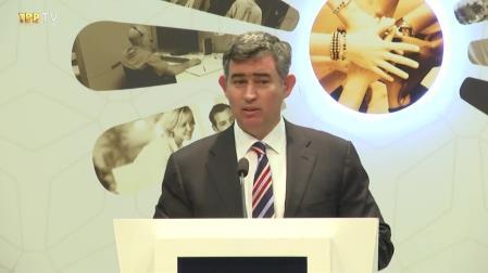 Feyzioğlu,Türkiye İnsan Hakları ve Eşitlik Kurumu'nca Düzenlenen Konferans'da Konuştu