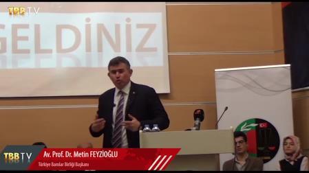 TBB Başkanı Av. Prof. Dr. Metin Feyzioğlu Konya Barosu'nda Seri Muhakeme Usulünü Anlattı