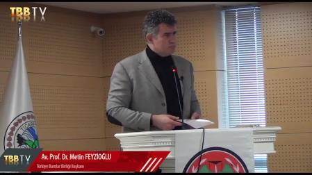 Av. Prof. Dr. Metin FEYZİOĞLU Seri Muhakeme Usulü