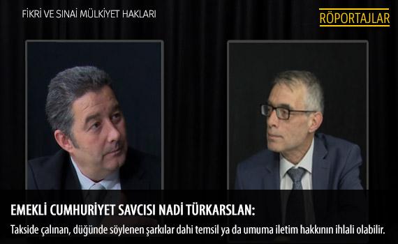 Emekli Cumhuriyet Savcısı Nadi Türkarslan