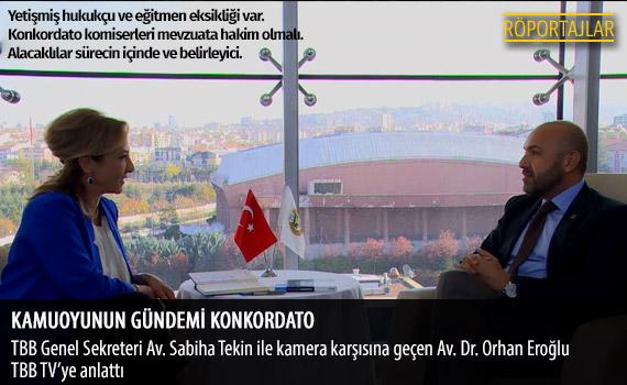 Av. Dr. Orhan Eroğlu