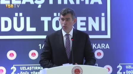 """""""CEZA HUKUKUNDA UZLAŞTIRMA ÇALIŞTAYI"""" AÇIŞ KONUŞMALARI"""