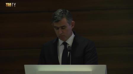 TBB Başkanı Av. Prof. Dr. Metin Feyzioğlu'nun Açış Konuşması