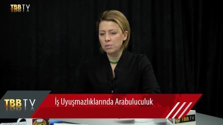 Dava Şartı İş Uyuşmazlıklarında Arabuluculuk - Av. Elif Şahin Taşkın ile Röportaj